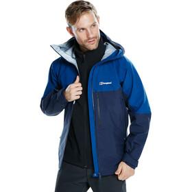 Berghaus Extrem 5000 Jas Heren blauw